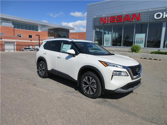2021 Nissan Rogue SV (Stk: 11795) in Okotoks - Image 1 of 24