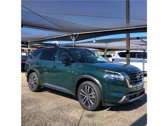 2022 Nissan Pathfinder Platinum (Stk: 11864) in Okotoks - Image 1 of 2
