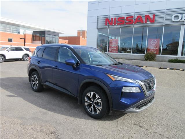 2021 Nissan Rogue SV (Stk: 11223) in Okotoks - Image 1 of 14