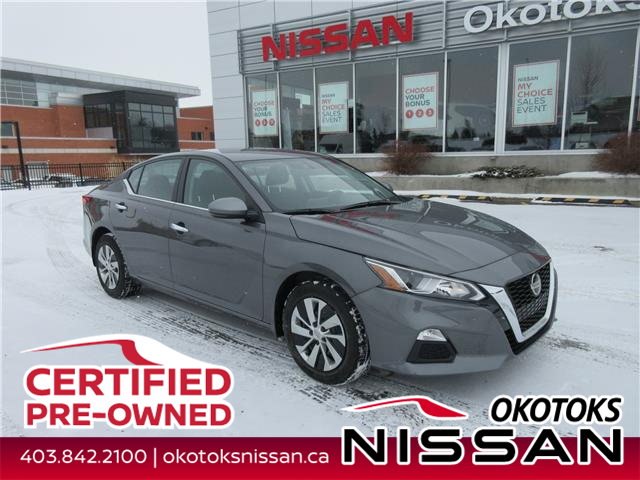 2019 Nissan Altima 2.5 S (Stk: 8423) in Okotoks - Image 1 of 24