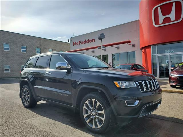 2018 Jeep Grand Cherokee Limited (Stk: 1735A) in Lethbridge - Image 1 of 23