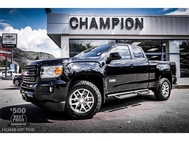 2019 GMC Canyon All Terrain w/Leather (Stk: 19-38) in Trail - Image 1 of 22