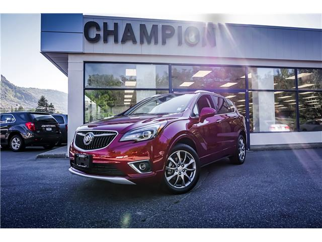 2019 Buick Envision Premium I (Stk: 19-166) in Trail - Image 1 of 58