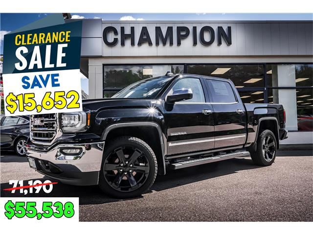 2018 GMC Sierra 1500 SLT (Stk: 18-403) in Trail - Image 1 of 28