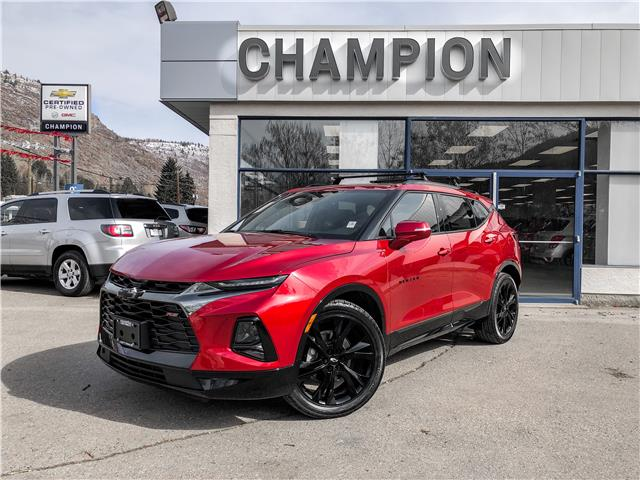 2020 Chevrolet Blazer RS (Stk: 20-60) in Trail - Image 1 of 30