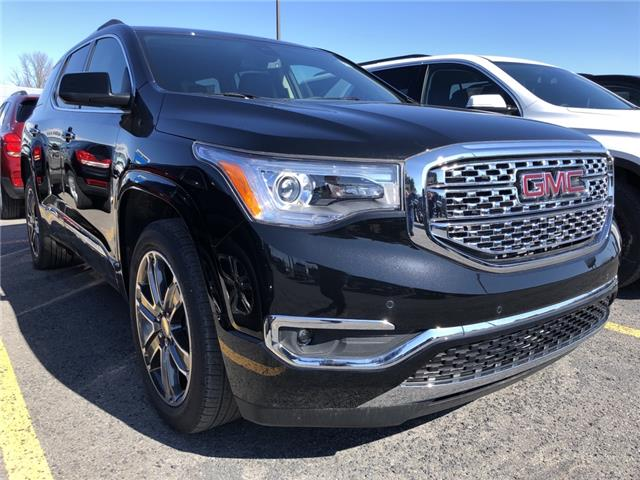 2019 GMC Acadia Denali (Stk: 19586) in Cornwall - Image 1 of 1