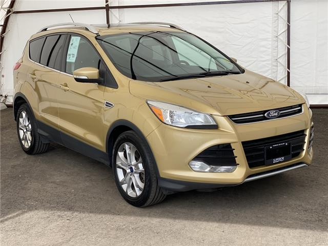 2014 Ford Escape Titanium (Stk: 16734A) in Thunder Bay - Image 1 of 18