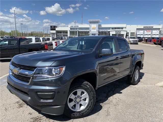 2020 Chevrolet Colorado WT (Stk: L1102421) in Calgary - Image 1 of 22