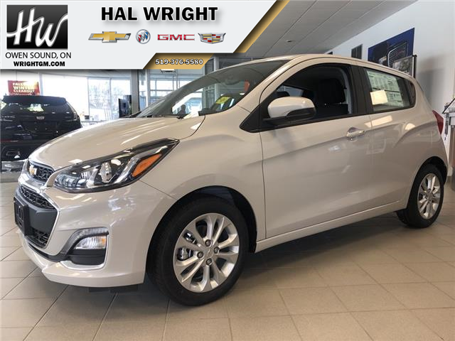 2019 Chevrolet Spark 1LT CVT (Stk: 37319) in Owen Sound - Image 1 of 14