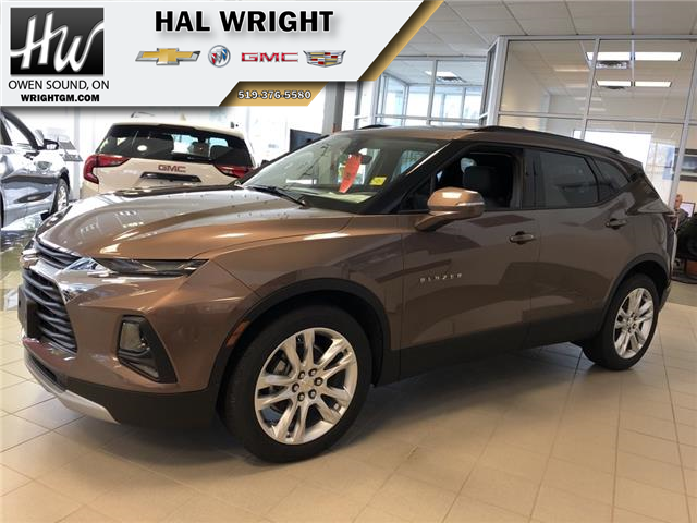 2019 Chevrolet Blazer 3.6 True North (Stk: 37402) in Owen Sound - Image 1 of 13