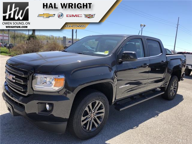 2020 GMC Canyon SLE (Stk: 38652) in Owen Sound - Image 1 of 13