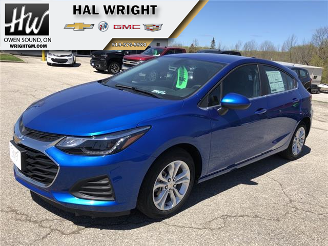 2019 Chevrolet Cruze LT (Stk: 11830) in Owen Sound - Image 1 of 13