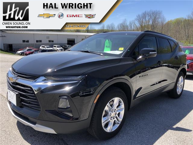 2019 Chevrolet Blazer 3.6 (Stk: 37412) in Owen Sound - Image 1 of 13