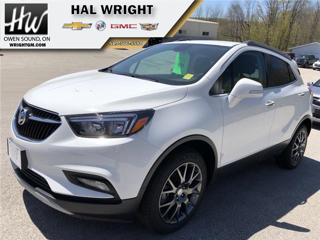 2019 Buick Encore Sport Touring (Stk: 37718) in Owen Sound - Image 1 of 13