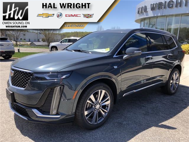 2020 Cadillac XT6 Premium Luxury (Stk: 38732) in Owen Sound - Image 1 of 14