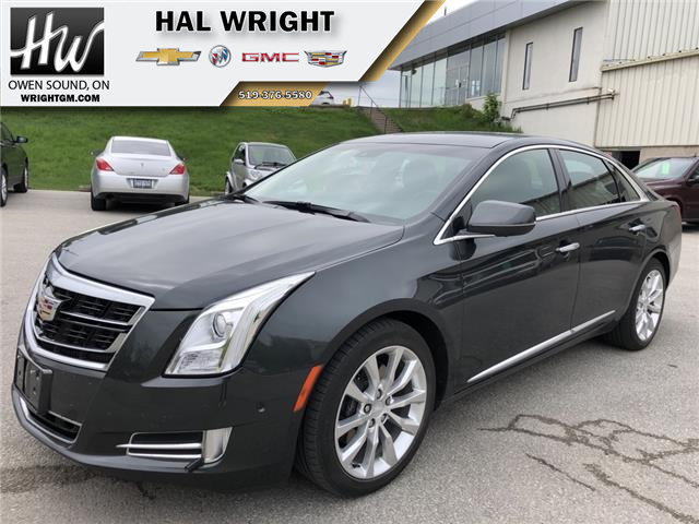 2017 Cadillac XTS Luxury (Stk: 10982) in Owen Sound - Image 1 of 13