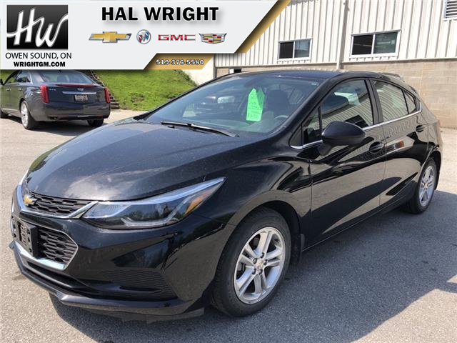 2017 Chevrolet Cruze Hatch LT Auto (Stk: 34514) in Owen Sound - Image 1 of 13