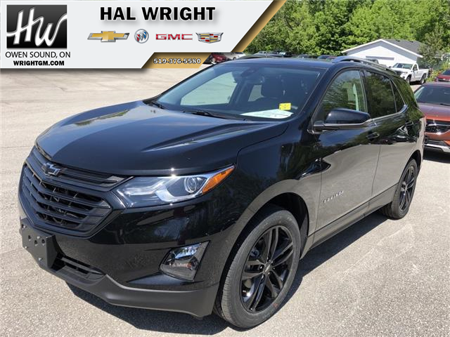 2020 Chevrolet Equinox LT (Stk: 38433) in Owen Sound - Image 1 of 14