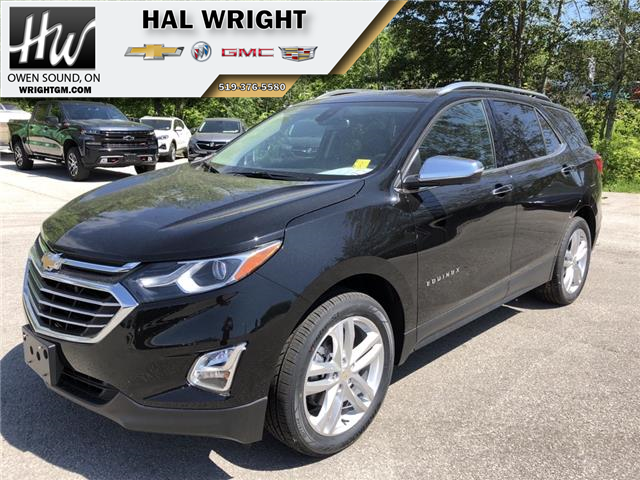 2020 Chevrolet Equinox Premier (Stk: 38621) in Owen Sound - Image 1 of 15