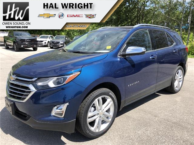 2020 Chevrolet Equinox Premier (Stk: 38403) in Owen Sound - Image 1 of 15