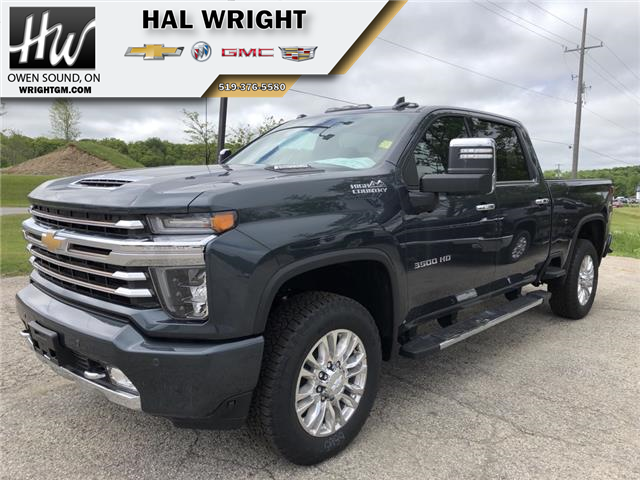 2020 Chevrolet Silverado 3500HD High Country (Stk: 38453) in Owen Sound - Image 1 of 15