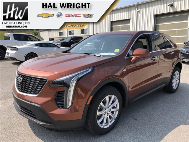 2020 Cadillac XT4 Luxury (Stk: 39014) in Owen Sound - Image 1 of 13