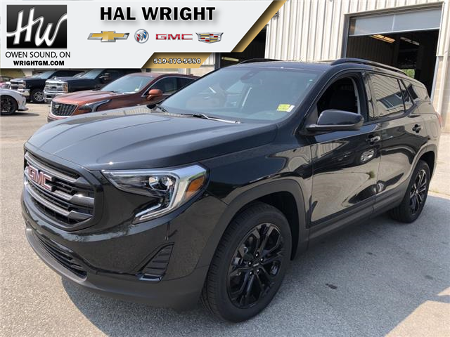 2020 GMC Terrain SLE (Stk: 39045) in Owen Sound - Image 1 of 14