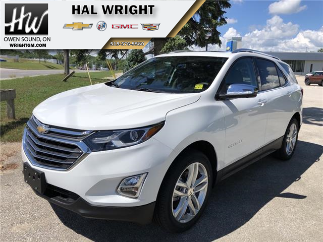 2020 Chevrolet Equinox Premier (Stk: 39192) in Owen Sound - Image 1 of 14
