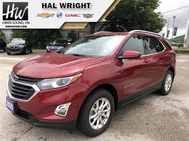 2020 Chevrolet Equinox LT (Stk: 39210) in Owen Sound - Image 1 of 13