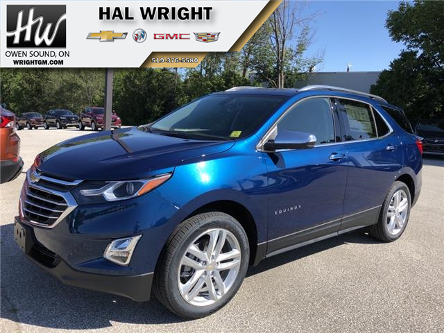 2020 Chevrolet Equinox Premier (Stk: 39206) in Owen Sound - Image 1 of 14