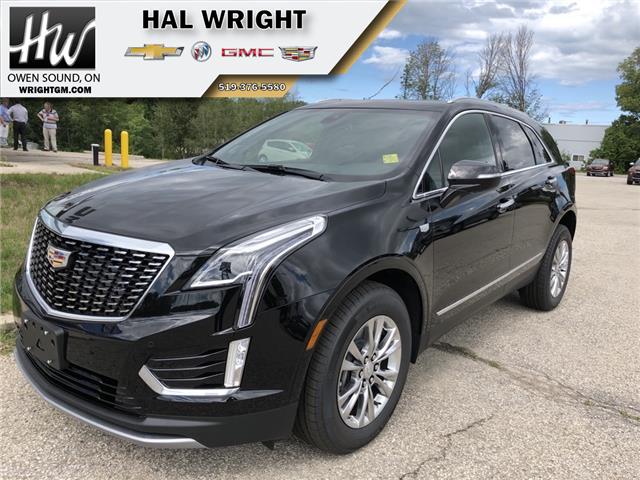 2020 Cadillac XT5 Premium Luxury (Stk: 39205) in Owen Sound - Image 1 of 14