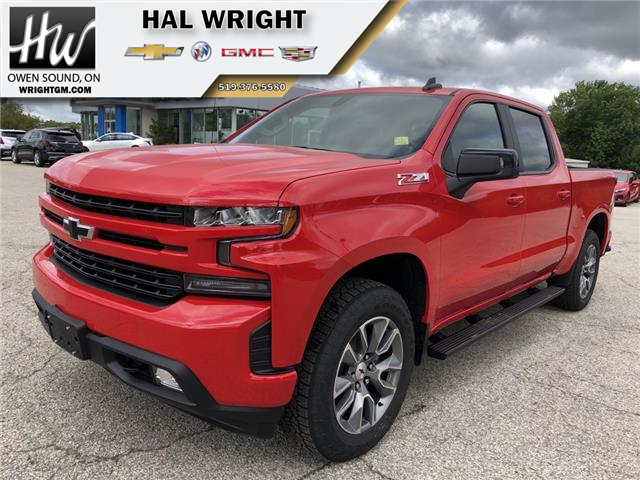 2020 Chevrolet Silverado 1500 RST (Stk: 39278) in Owen Sound - Image 1 of 13