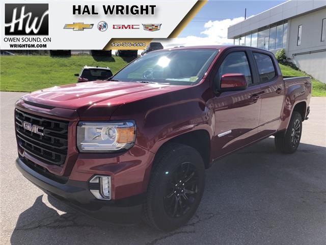 2021 GMC Canyon Elevation (Stk: 39232) in Owen Sound - Image 1 of 14