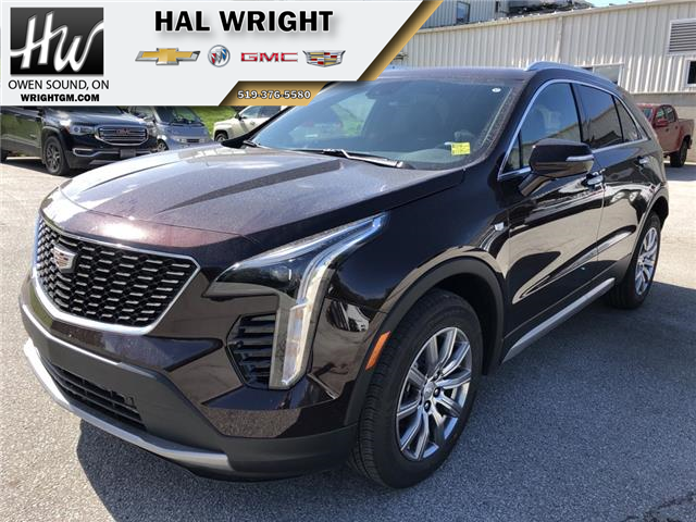 2021 Cadillac XT4 Premium Luxury (Stk: 39338) in Owen Sound - Image 1 of 14