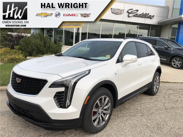 2021 Cadillac XT4 Sport (Stk: 39339) in Owen Sound - Image 1 of 15