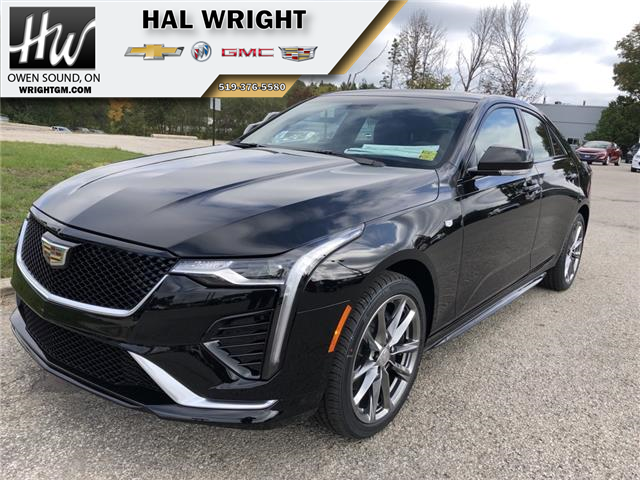 2020 Cadillac CT4 Sport (Stk: 39342) in Owen Sound - Image 1 of 16