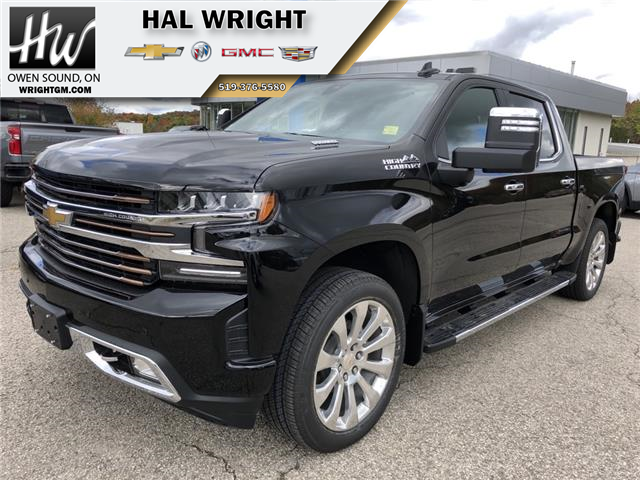 2020 Chevrolet Silverado 1500 High Country (Stk: 39356) in Owen Sound - Image 1 of 16
