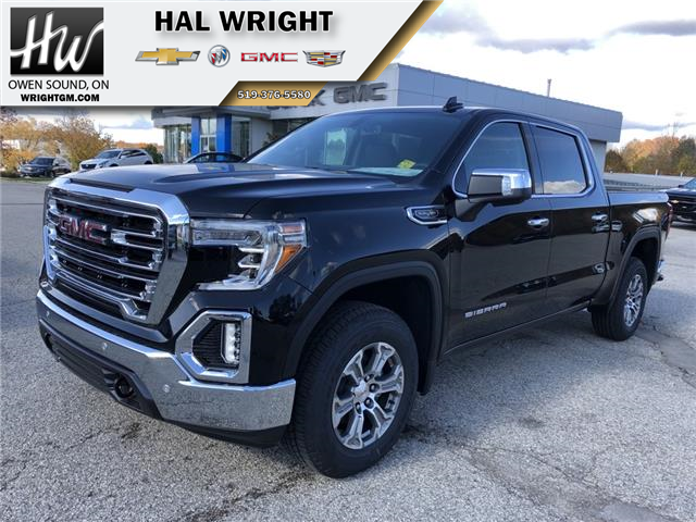 2021 GMC Sierra 1500 SLT (Stk: 39458) in Owen Sound - Image 1 of 16