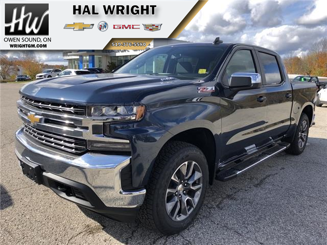 2021 Chevrolet Silverado 1500 LT (Stk: 39514) in Owen Sound - Image 1 of 15