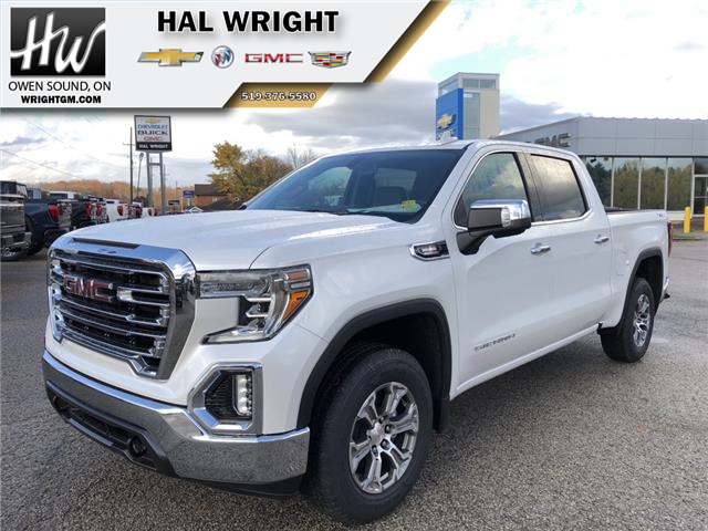 2021 GMC Sierra 1500 SLT (Stk: 39474) in Owen Sound - Image 1 of 16