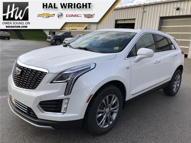 2021 Cadillac XT5 Premium Luxury (Stk: 39419) in Owen Sound - Image 1 of 14