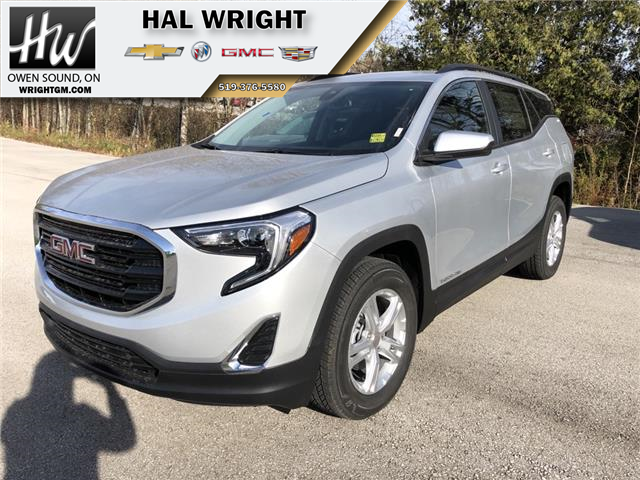 2021 GMC Terrain SLE (Stk: 39572) in Owen Sound - Image 1 of 13