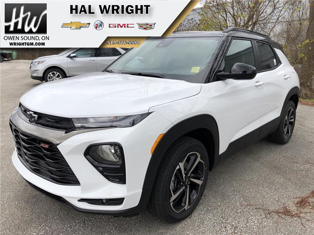 2021 Chevrolet TrailBlazer RS (Stk: 39553) in Owen Sound - Image 1 of 14
