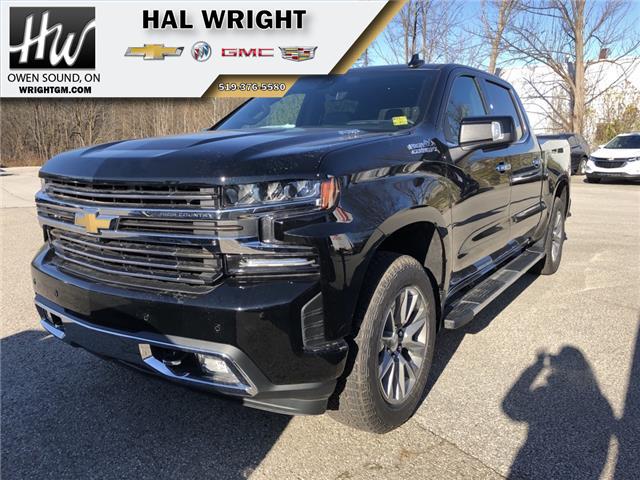 2021 Chevrolet Silverado 1500 High Country (Stk: 39523) in Owen Sound - Image 1 of 14