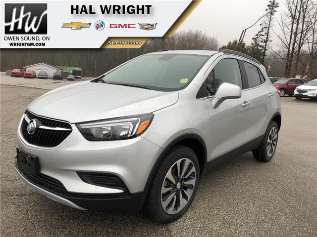 2021 Buick Encore Preferred (Stk: 39670) in Owen Sound - Image 1 of 13