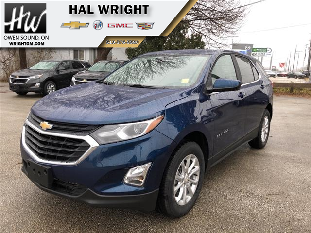 2021 Chevrolet Equinox LT (Stk: 39647) in Owen Sound - Image 1 of 13