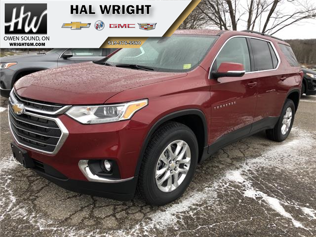 2021 Chevrolet Traverse LT Cloth (Stk: 39711) in Owen Sound - Image 1 of 14