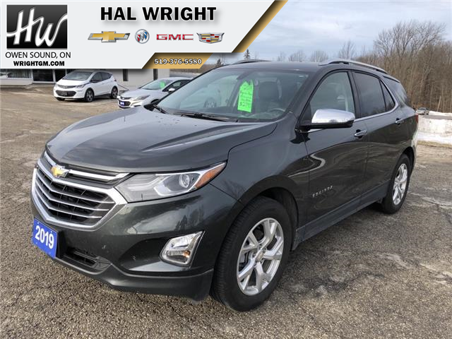 2019 Chevrolet Equinox Premier (Stk: 36313) in Owen Sound - Image 1 of 12