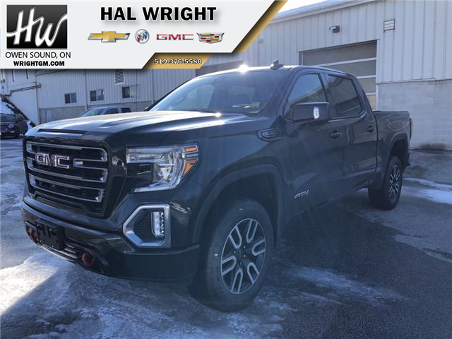 2021 GMC Sierra 1500 AT4 (Stk: 39880) in Owen Sound - Image 1 of 16