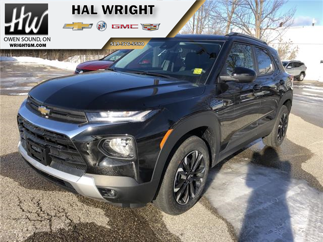 2021 Chevrolet TrailBlazer LT (Stk: 39836) in Owen Sound - Image 1 of 13